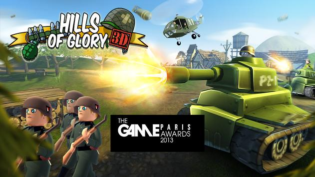 Hills of Glory screenshot 2