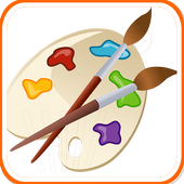 Color time icon
