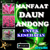 Manfaat Daun Andong icon