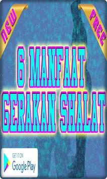 6 Manfaat Gerakan Sholat screenshot 1