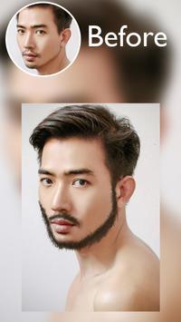 Latest Hair style for men apk screenshot
