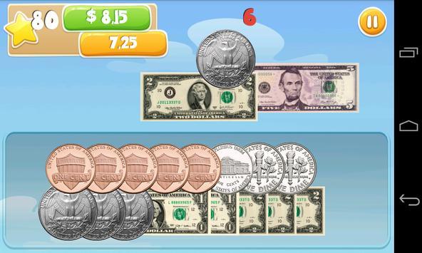 Kids Learning Money Lite screenshot 19