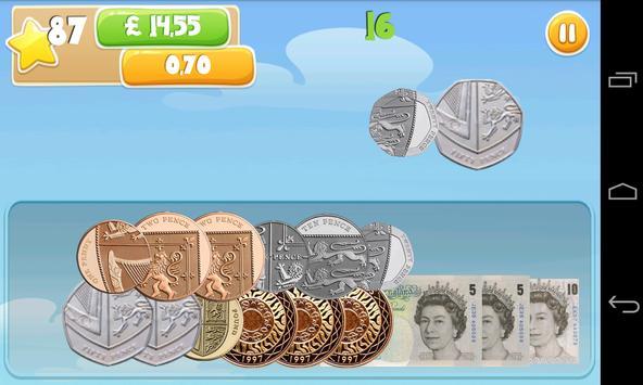 Kids Learning Money Lite screenshot 4