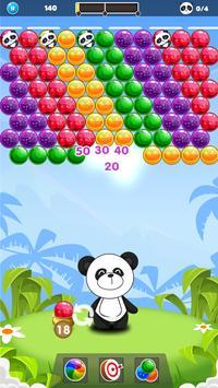 Amazing Bubble Panda Pop poster