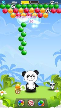 Amazing Bubble Panda Pop screenshot 3
