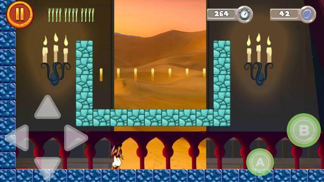 Mysterius magic lamp of prince aladin apk screenshot