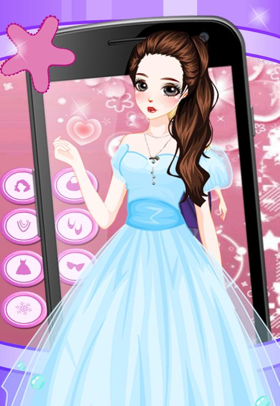 Manga Anime Dress Up APK Download - Free Casual GAME for Android ...