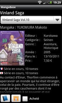 MangaBase apk screenshot