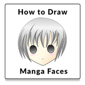 How to Draw Manga Faces icon