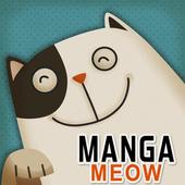 Manga Meow - Manga Reader App icon
