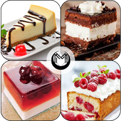 Desserts and Cakes Quiz HD icon