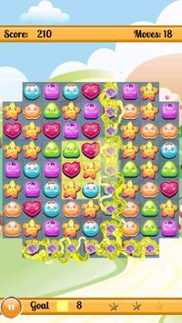 Cookie Crush Pop screenshot 4
