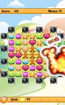 Cookie Crush Pop screenshot 6