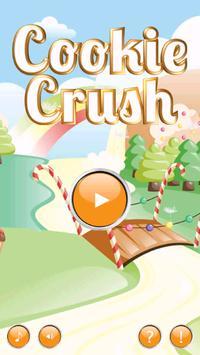 Cookie Crush Pop screenshot 1