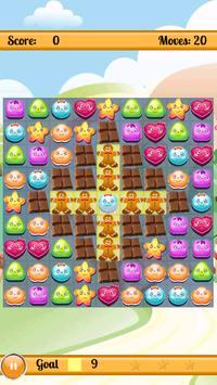 Cookie Crush Pop screenshot 2