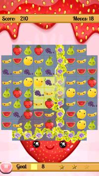 Fruit Jam Crush poster