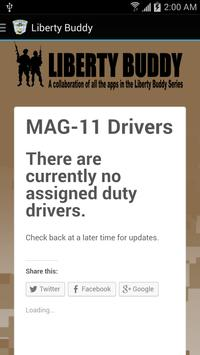 Liberty Buddy MAG-11 poster