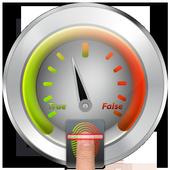 Lie Detector Polygraph Prank icon