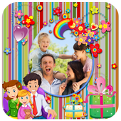 Happy Parents Day Photo Frames icon