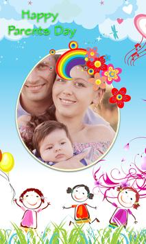 Happy Parents Day Photo Frames screenshot 4