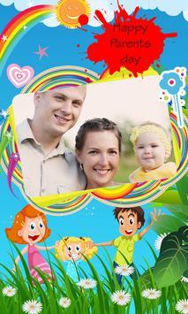Happy Parents Day Photo Frames screenshot 13