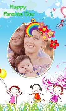 Happy Parents Day Photo Frames screenshot 14