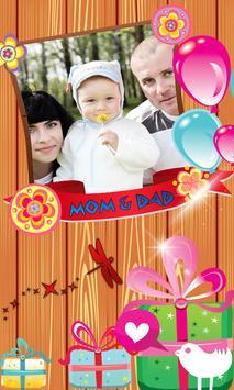 Happy Parents Day Photo Frames screenshot 2