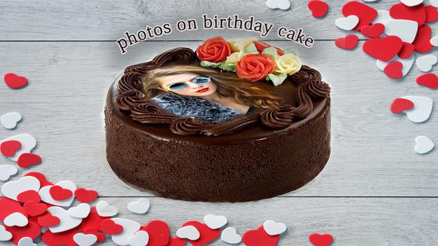 Name photo on birthday cake screenshot 7