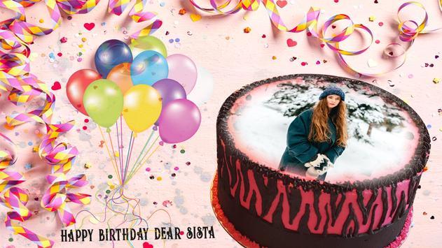 Name photo on birthday cake screenshot 2