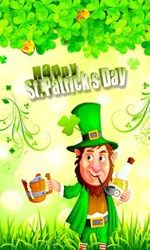 St.Patricks Day Greetings poster