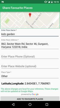 Share GPS Location screenshot 2