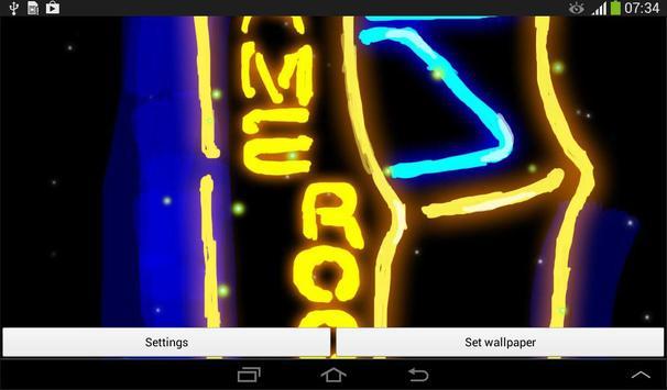Glow Wallpaper apk screenshot