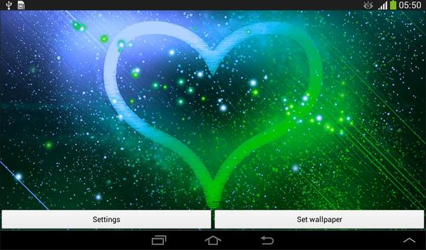Heart Live Wallpaper screenshot 6