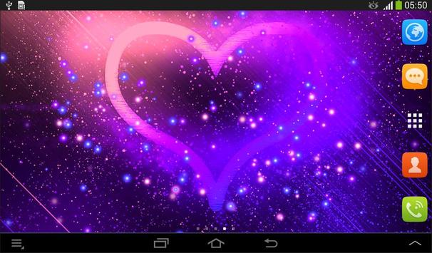 Heart Live Wallpaper screenshot 7