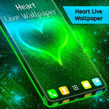Heart Live Wallpaper screenshot 2