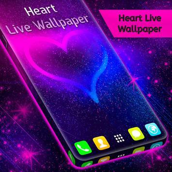 Heart Live Wallpaper apk screenshot
