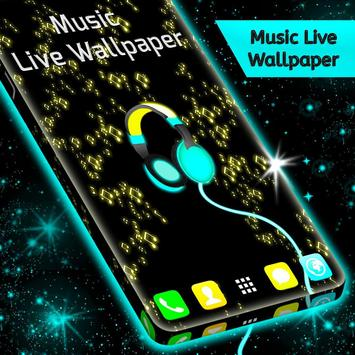 Music live wallpaper apk download free personalization app for music live wallpaper apk screenshot voltagebd Image collections