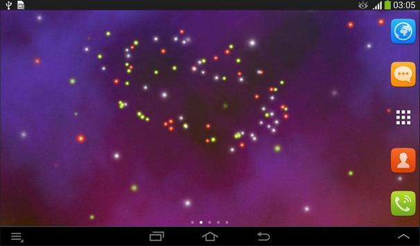 Universe Live Wallpaper screenshot 5
