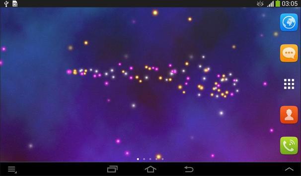 Universe Live Wallpaper screenshot 8