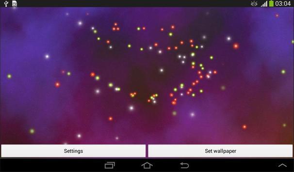 Universe Live Wallpaper screenshot 9