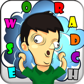 Words Search Head Spin icon