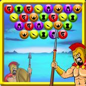 Spartans Bubble Shooter icon