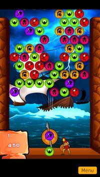 Spartans Bubble Shooter screenshot 7