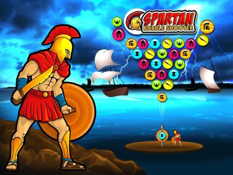 Spartans Bubble Shooter screenshot 17
