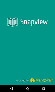 Snapview: images & backgrounds poster