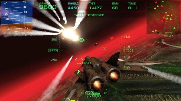Fractal Combat X screenshot 4