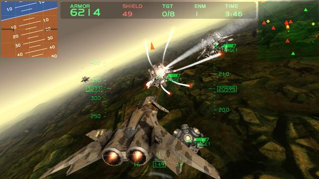 Fractal Combat X screenshot 3