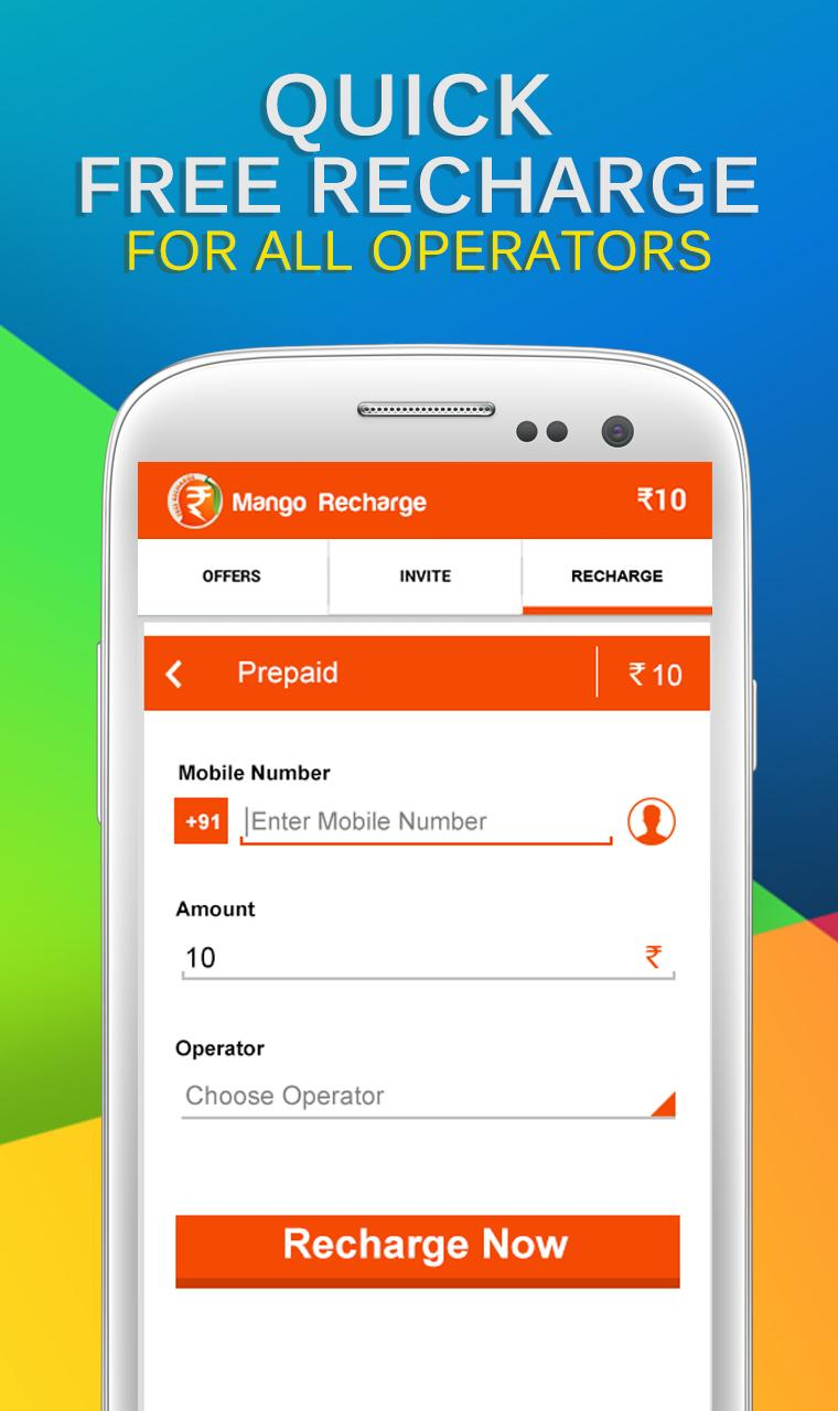 Mango Recharge Free Recharge for Android - APK Download