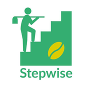 Stepwise icon