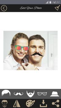 Man Hair Mustache Style PRO screenshot 11